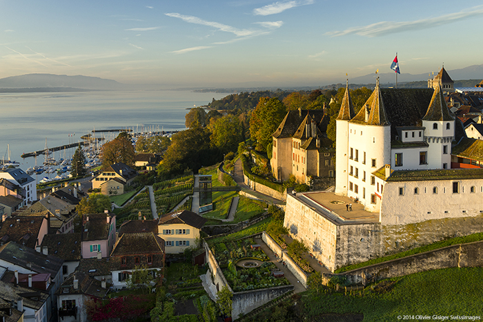 Suisse_Canton_Vaud_Chateau_Nyon